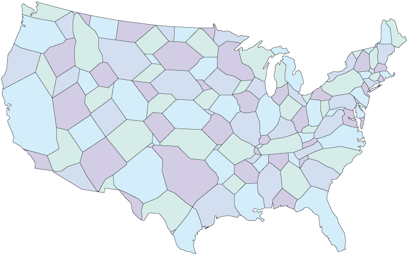 border states map
