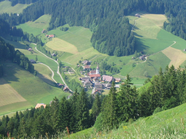 A Closer Look At Rural Swiss Building Emmental